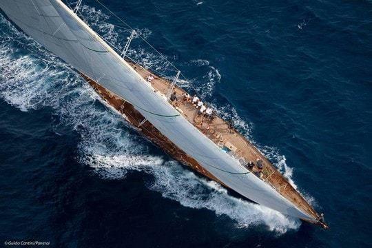 Le Panerai Classic Yachts Challenge, incontournable des voiliers classiques et d'époque