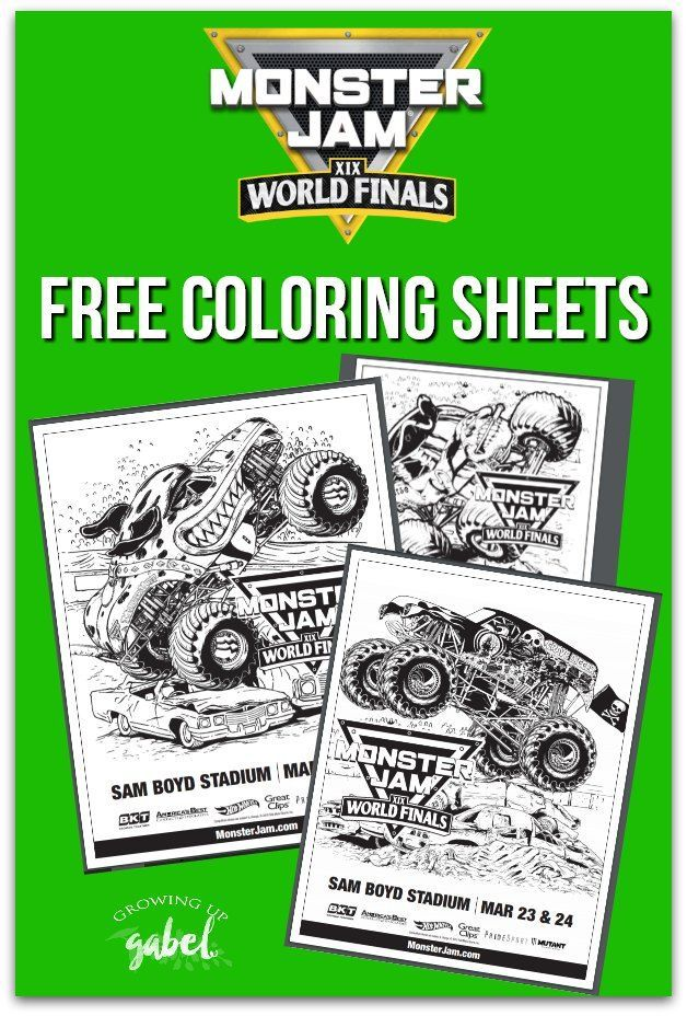 Monster Truck Coloring Pages Truck Coloring Pages Monster Truck