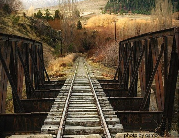 """Puente Trochita"" de Os Osmo - Argentina - Mayo/2016"