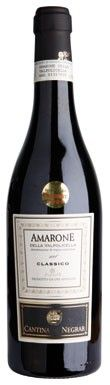 Exceptional value amarone  Cantina di Negrar, Classico 2008  Valpolicella, Italy (Amarone)  Ripe dark fruit compote and vanilla oak nose. Soft, ripe, juicy black fruit, beefy undertones, muscular tannins and a spicy finish. Oak needs time. Dense and long. 17pts/20  Price: £16.99–£23 Broadway Wine, Cambridge Wine Merchants, Corkscrew Wines, Lanchester Cellars, Lightfoot Wine, Lindley Fine Wines, Oxford Wine Co, Waitrose, The Wine Shop, Whitebridge Wines  Drink: 2012–2015  Exceptional Value
