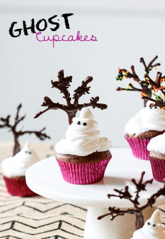 For a sweet and spooky Halloween treat,