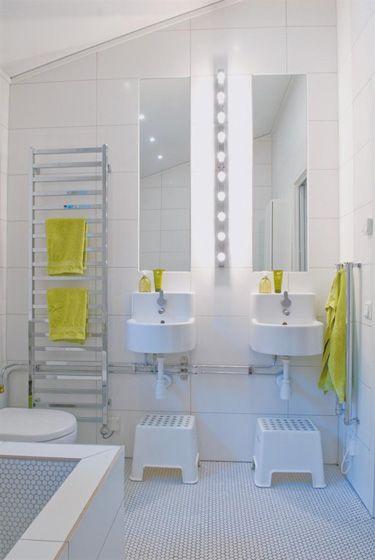 92 best Salle de bain enfants images on Pinterest Bathroom
