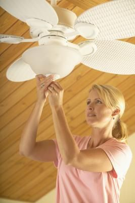 Ceiling fan styles come and go as with anything else, and an outdated one takes away from your home's overall decor, no matter how carefully you chose the perfect throw pillows for your ...