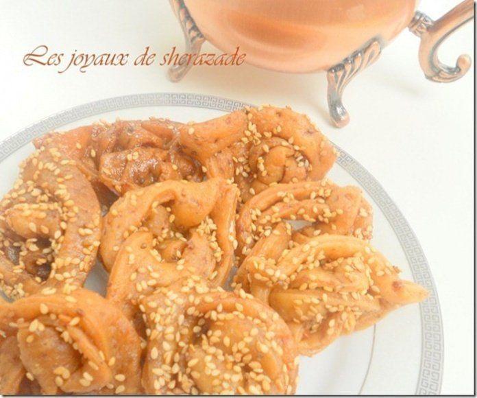 Chebakiya – griwech marocain –
