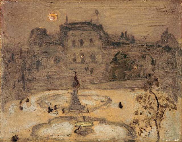 Trafalgar Square 1914