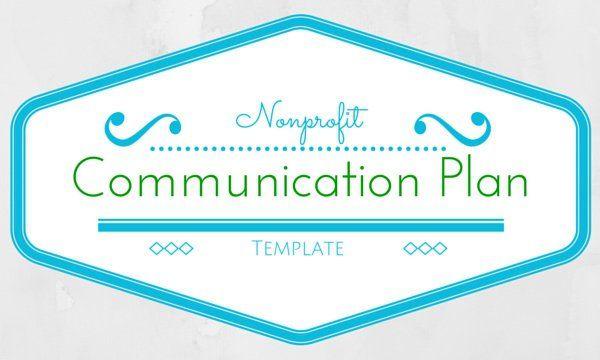 Communication Plan Template | Upleaf
