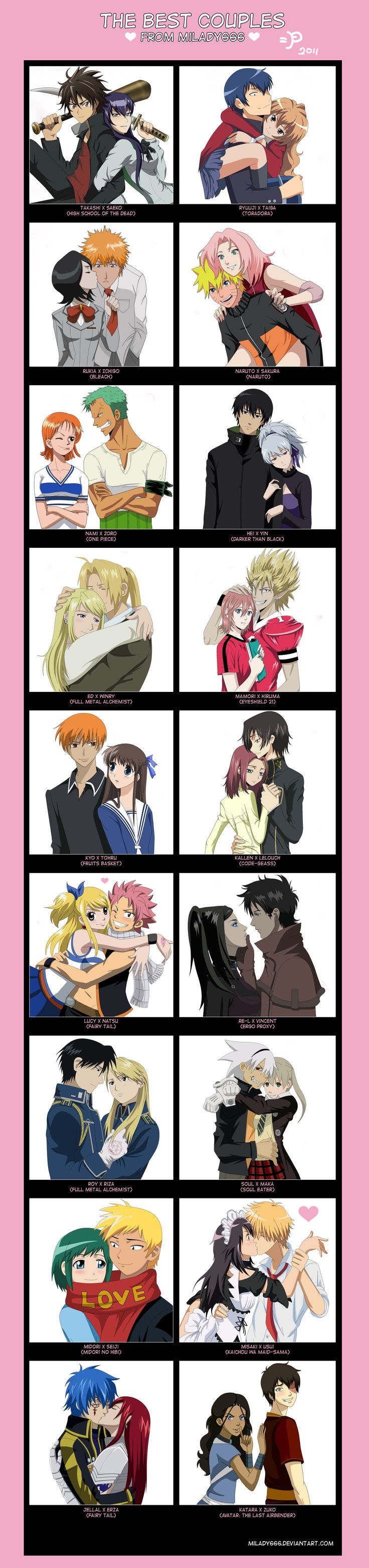 -sees Roy and Riza- The feels.. -sees Natsu and Lucy- I'm gonna die of the feels.. -sees Erza and Jellal- EEEK