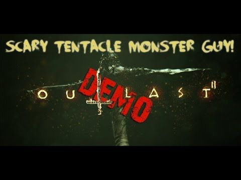 Outlast 2 demo Gameplay