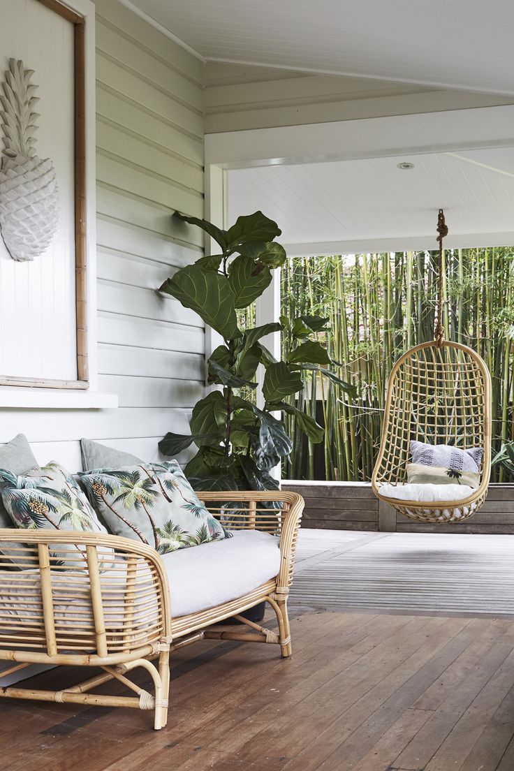 The Lounger from Byron Bay Hanging Chairs