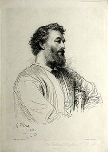 Sir Frederick Leighton P.R.A | Sanders of Oxford