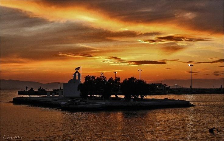 Naxos sunset