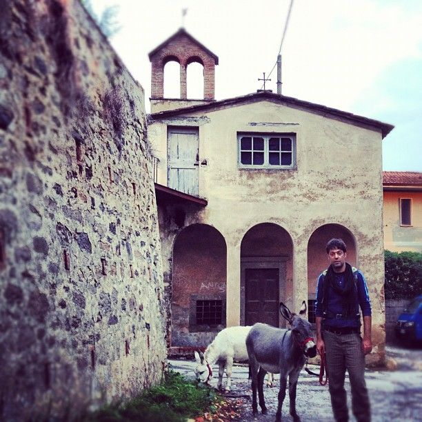 escursioni a passo d'asino a Calci
