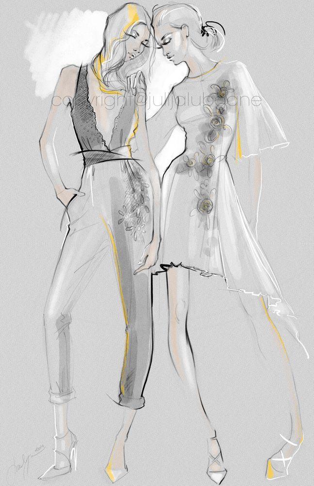 Fashion Week 2016 by Julija Lubgane at Coroflot.com
