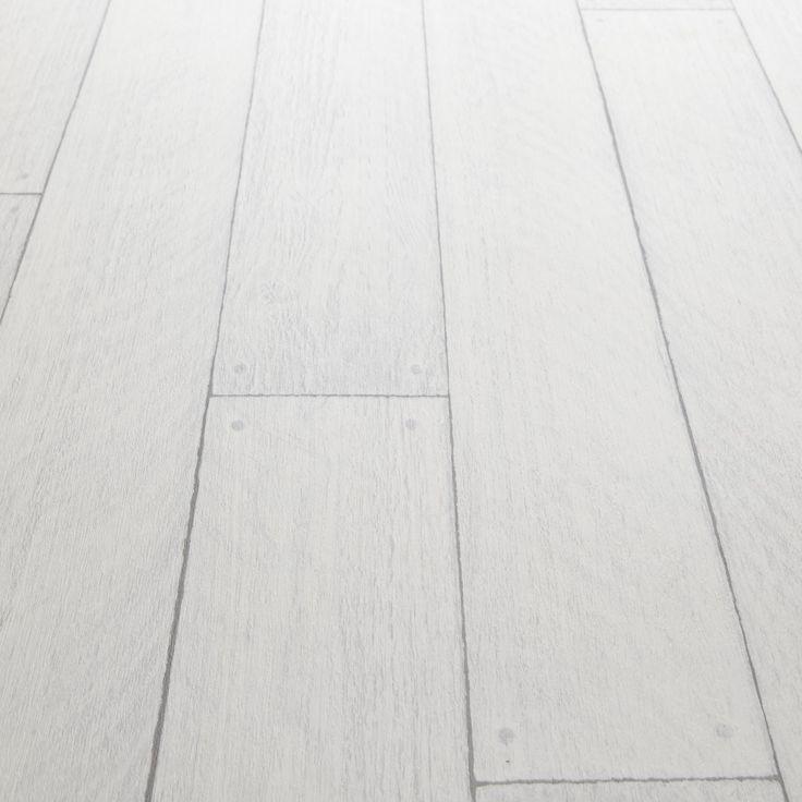 Platinum+Virgin+White+Wood+Effect+Vinyl+Flooring