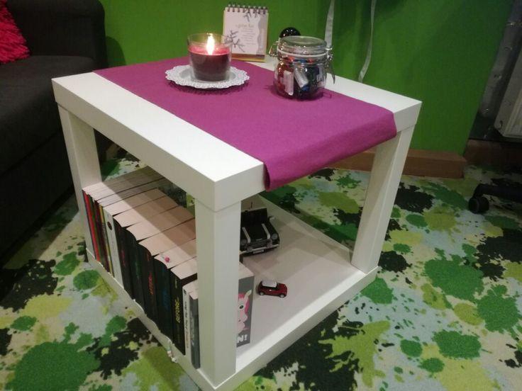 Wohnzimmertisch Aus 2 Ikea Lack Tischen