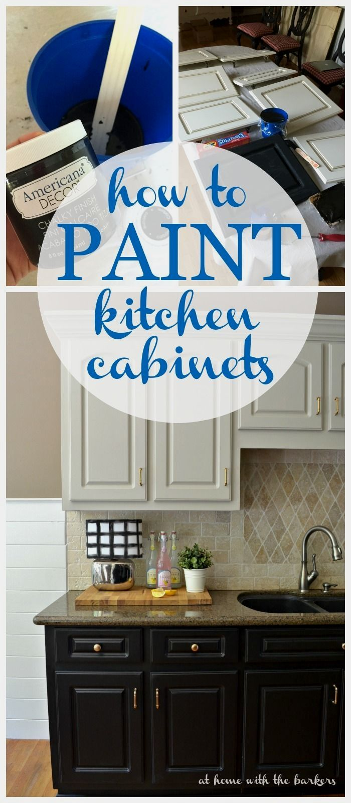 Creative kitchen cabinet color ideas check the pic for various