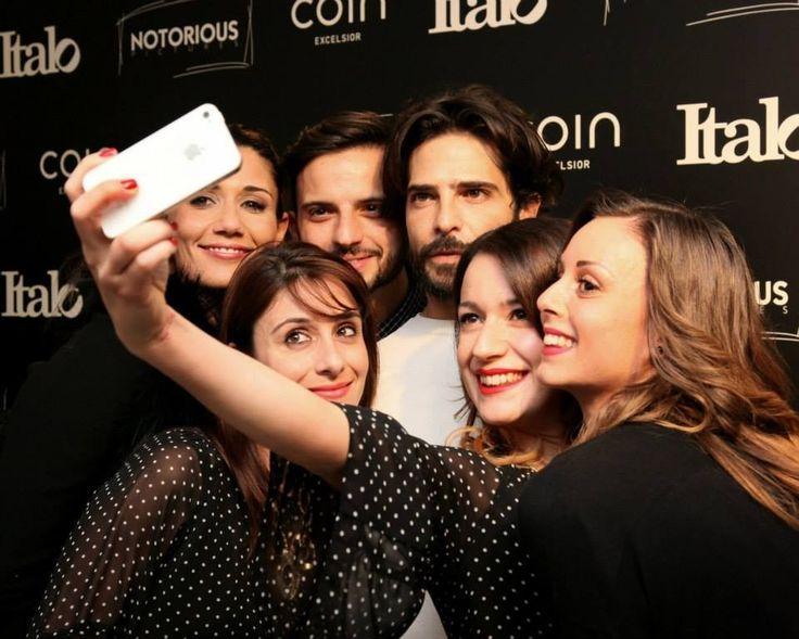 In selfie con gli amici di italoilfilm