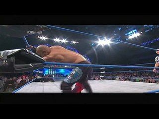 TNA Impact! Wrestling: Taped from Norfolk, VA (MEM vs. A8's & BFG Series Street Fight): X Division Champion Manik Vs. Sonjay Dutt --  -- http://wtch.it/JC1rt