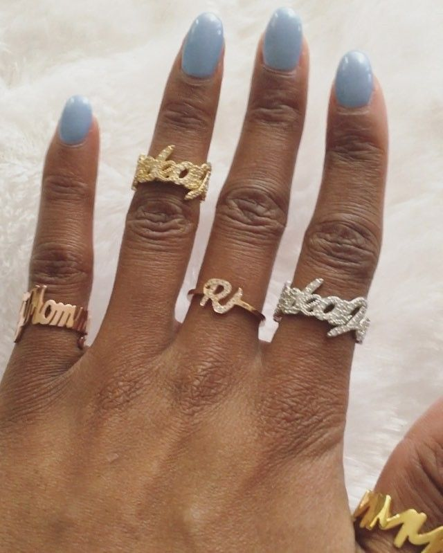 The 25 best Pinky finger ring ideas on Pinterest
