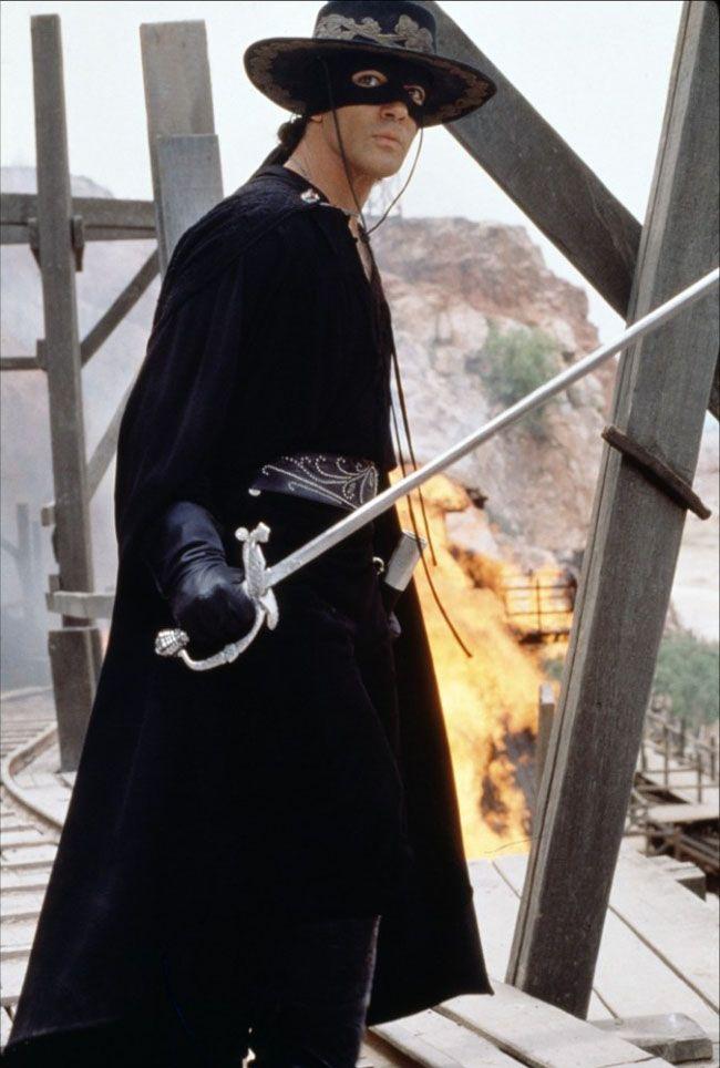 Zorro Antonio Banderas