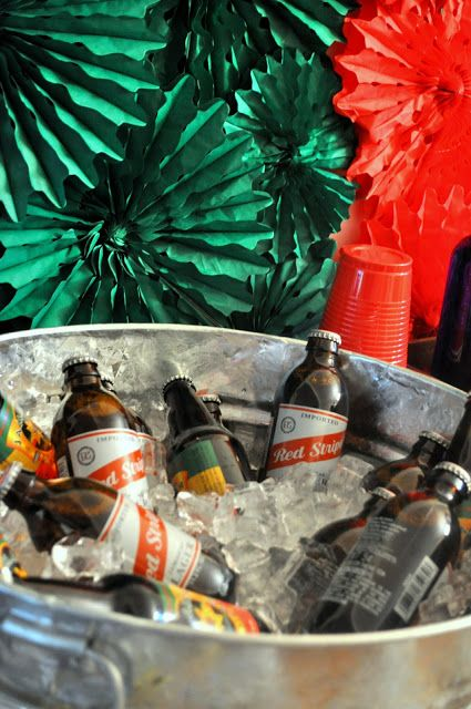 Shannanigans: Bottle Pop Parties: Dreadlock Rasta Party General pics and ideas