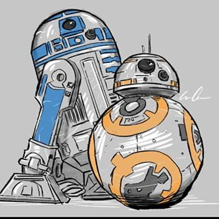 bb8 droid movie scene - Google Search