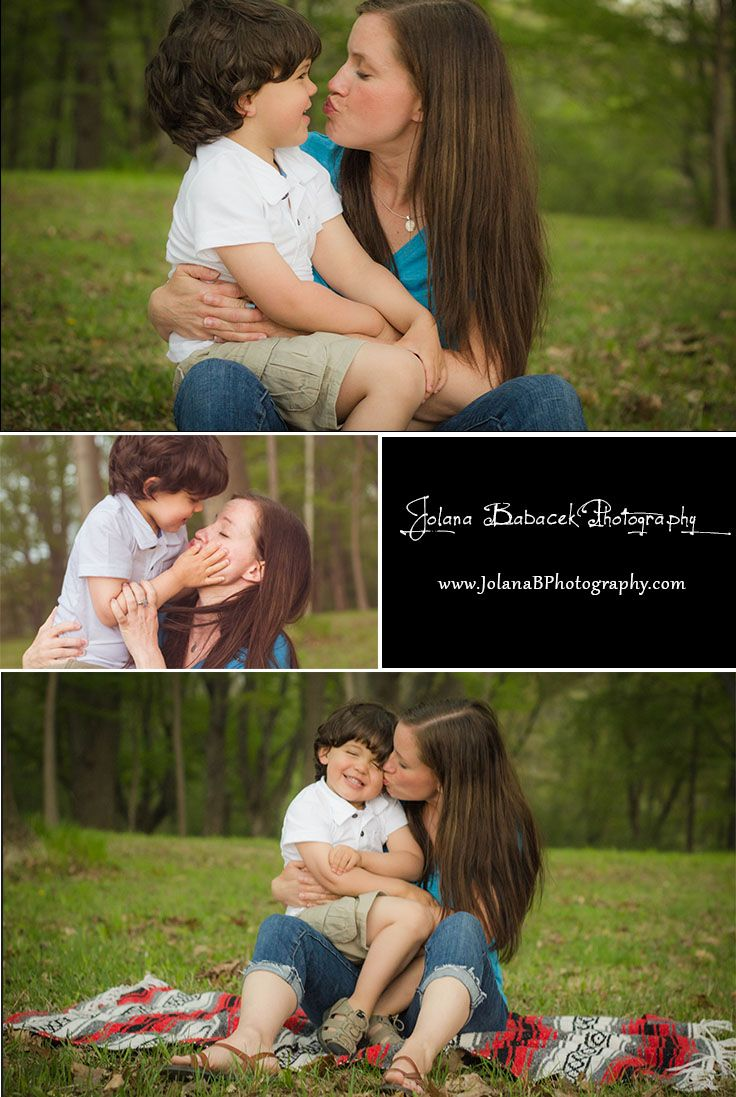 Mother Son Photos: Mommy kisses are the best! I was honored to capture the love between these two on Mother's Day! To see more visit:  www.JolanaBPhotography.com