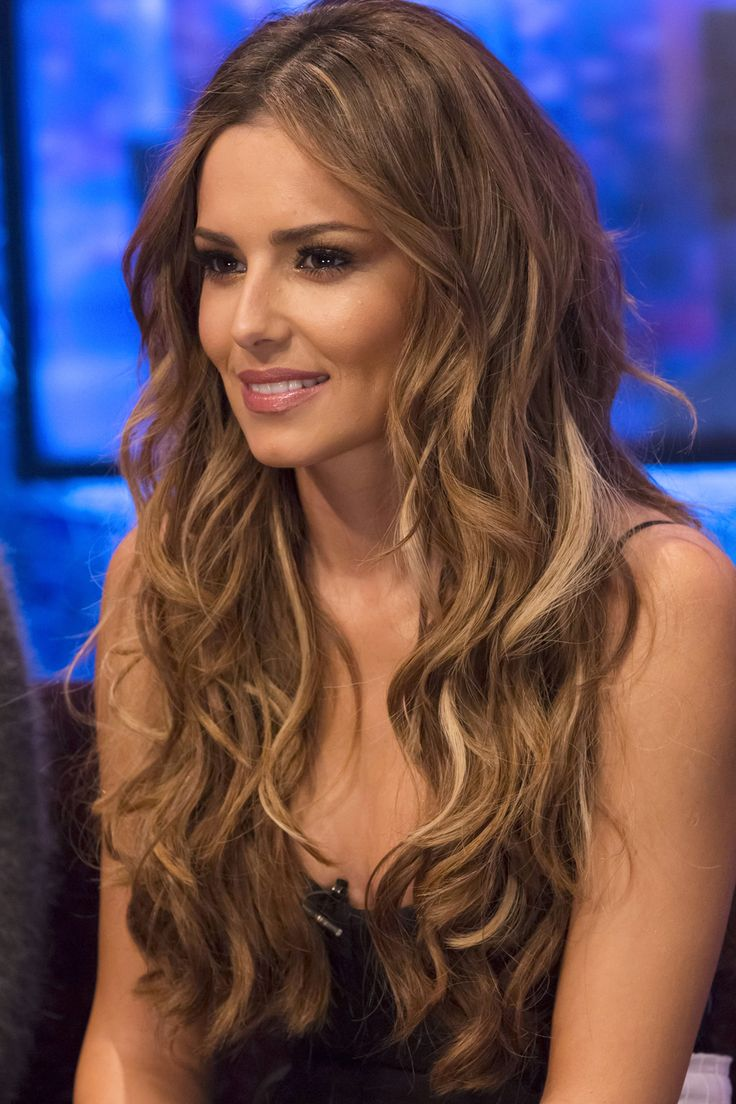 Cheryl Fernandez-Versini is a big one for switching up her hair, but we particularly loved this subtle brown to blonde dip-dye.