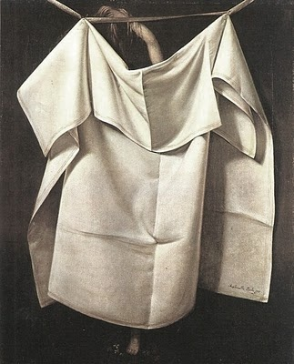 """ After The Bath,"" Raphaelle Peale"