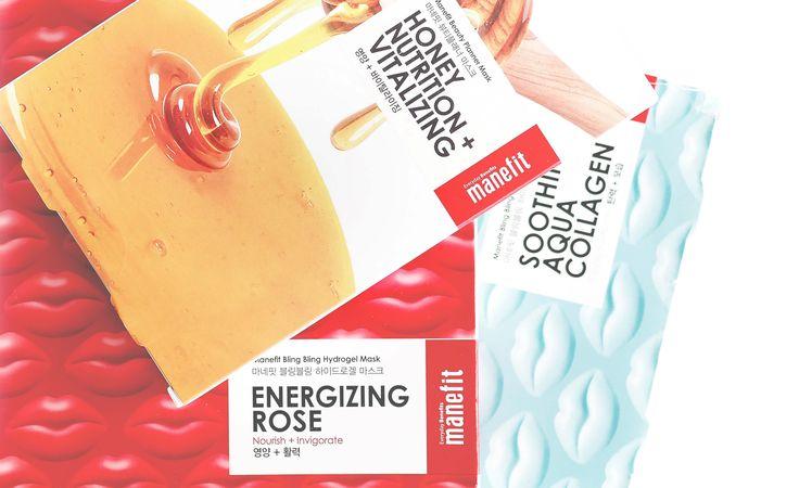 Opinia w temacie koreańskich masek w płachcie marki MANEFIT, już na blogu. 👉 http://www.deliciousbeauty.pl