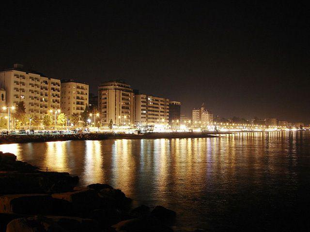 Cyprus - Akrotiri bay, Limassol