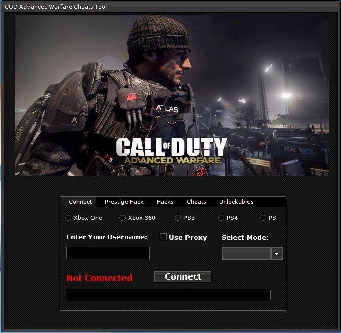 Call Of Duty Advanced Warfare Cheats With Prestige Hack