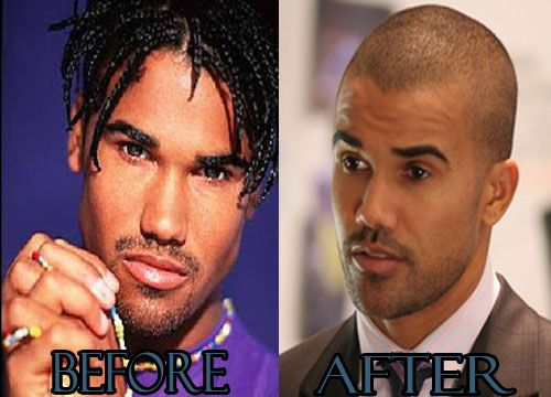 Shemar Moore Nose Job Plastic Surgery, Rhinoplasty Pictures