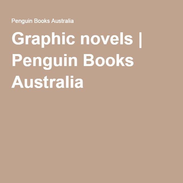 Graphic novels | Penguin Books Australia