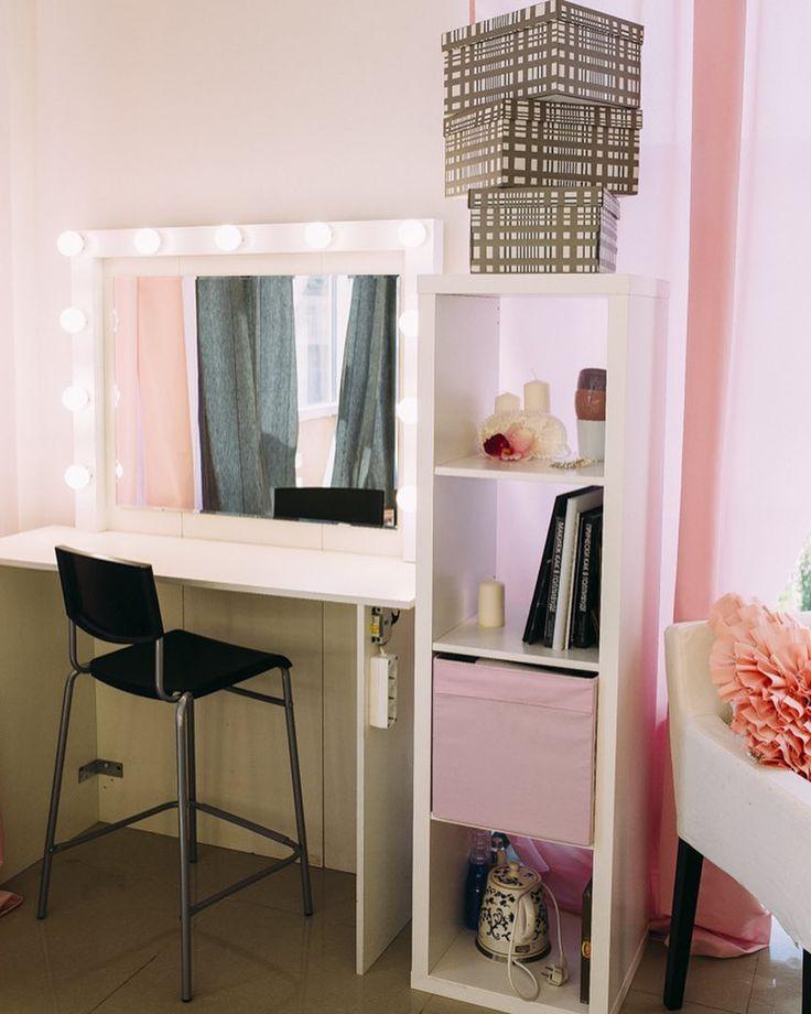 http://www.youtube.com/channel/UCqEqHuax3qm6eGA6K06_MmQ?sub_confirmation=1 Оборудуйте и вы свое место красоты! В нашей студии вы можете заказать изготовление профессиональных столов (гримерных зеркал) для работы и для дома. Качество доказано профессионалами! Изготавливаем столы по стандартным размерам а также по индивидуальным запросам. В комплект стандартного стола включены: рабочая поверхность (стол) зеркало 11 лампочек в 4000К (имитация идеального дневного света) розетки. #макияжказань…