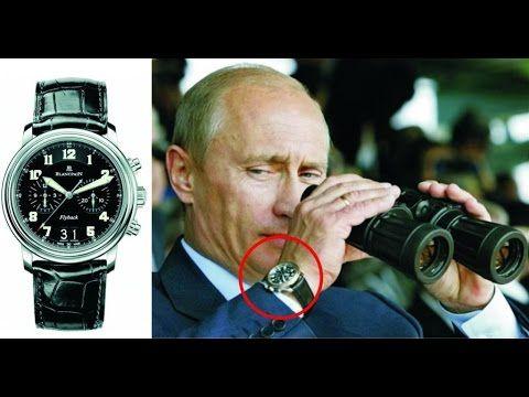Путин владелец самых дорогих часов в мире история их создания