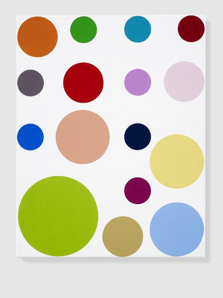 Colour Ref: Koons Takashi Murakami, Hirst B 1965, Art Paintings, Acid, Jeff Koons Takashi, Damien Hirst, Art Dots, Art History, Atc Damien