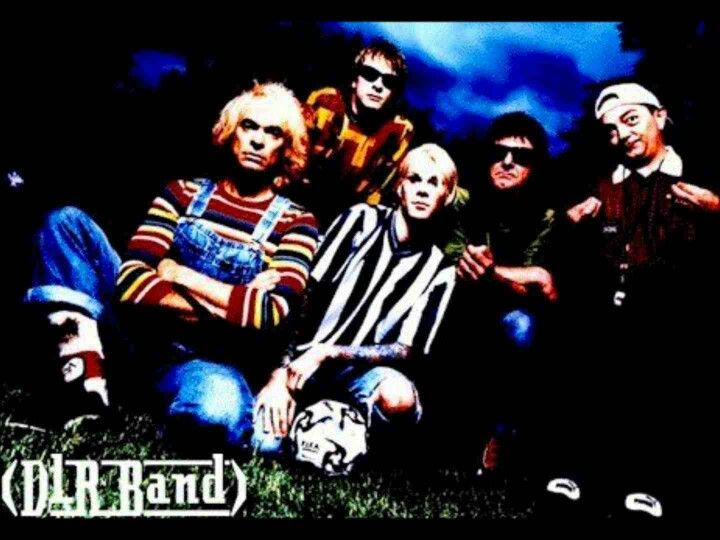 David Lee Roth Band (features then lesser known korn drummer ray luzier and john 5 on guitar)