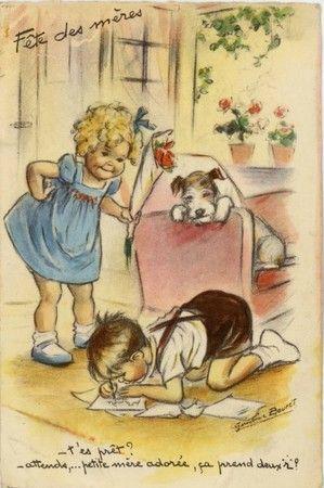 petite mère adorée....