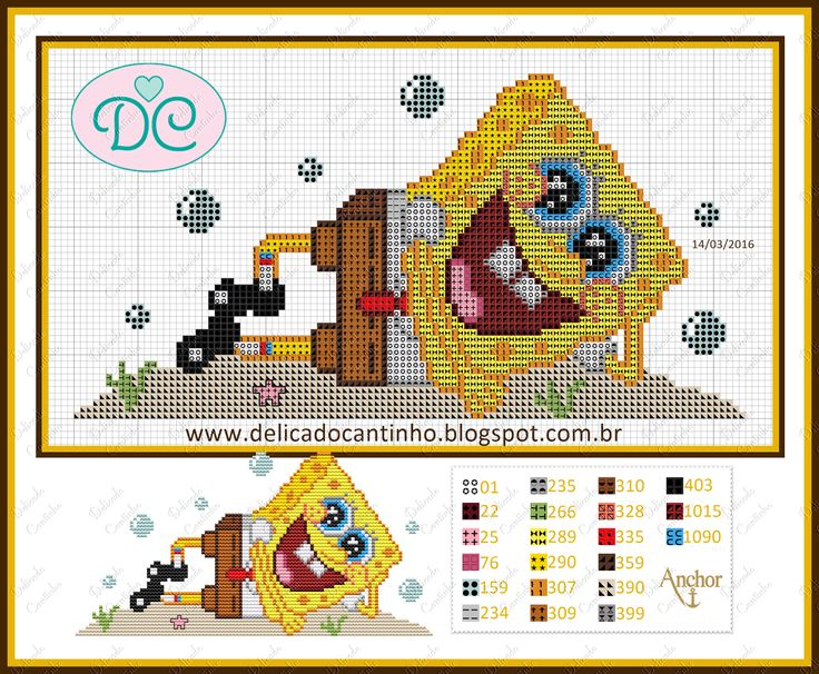 Bob+Esponja+By+Delicado+Cantinho.png (1600×1319)