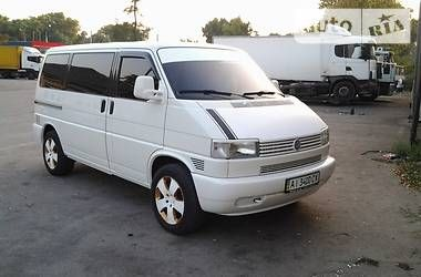 Volkswagen (Фольксваген) T4 (Transporter) пасс. (Транспортер) 2001 г.в. Цена: 9000$, (г. Бровары) на AUTO.RIA