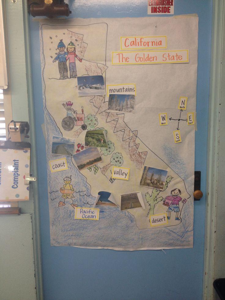 California Regions Pictoria 21 best Teaching California