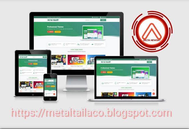 4 Situs Download Template Blogger Gratis Rasa Premium
