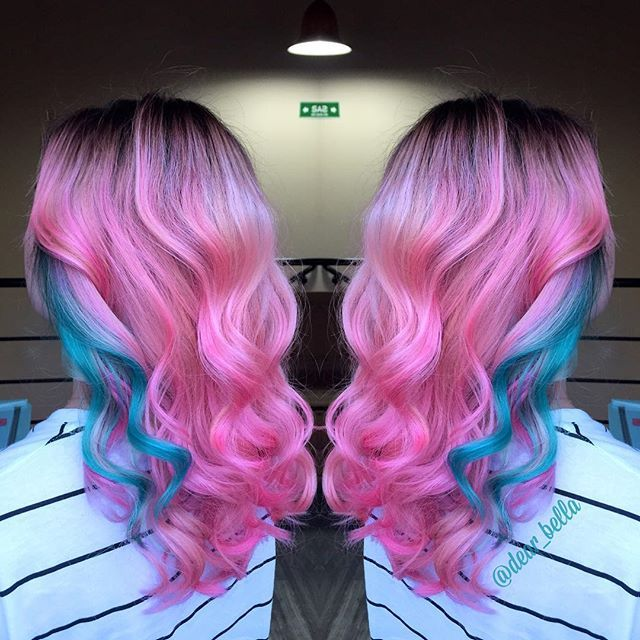176 best Pink Hair Nails Makeup images on Pinterest | Hair colors ...