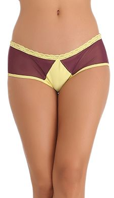 Best offers on hipster, thongs, boy shorts, g-string panties online at Clovia. Buy wide range of super saver panties set in different sizes, colors and styles.