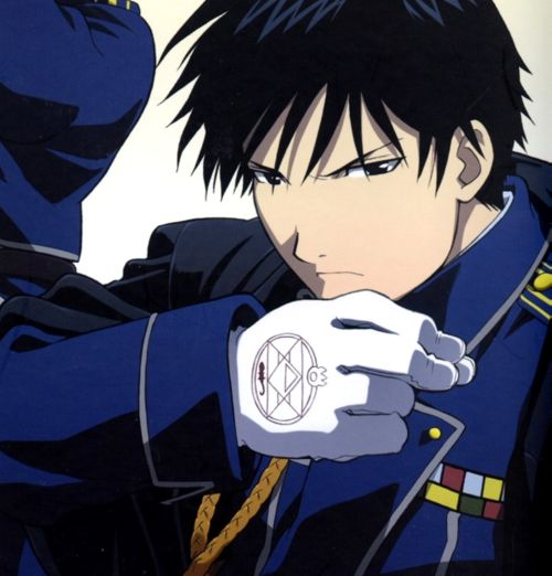 Roy Mustang (ロイ・マスタング, Roi Masutangu), also known as the Flame Alchemist (炎の錬金術師, Honō no Renkinjutsushi), is the tritagonist of the Fullmetal Alchemist series. He is a State Alchemist and officer in the Amestrian State Military. A hero of the Ishval Civil War and Edward Elric's superior officer, Colonel Mustang is a remarkably capable commander who plans to become the next Führer of Amestris. Roy Mustang is the very picture of an attractive, sophisticated man in the prime of life. With…