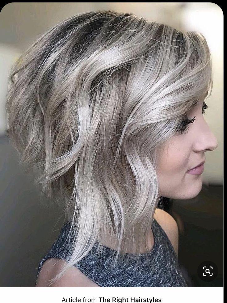 pin von marit auf hair in 2020   langhaar bob, frisur