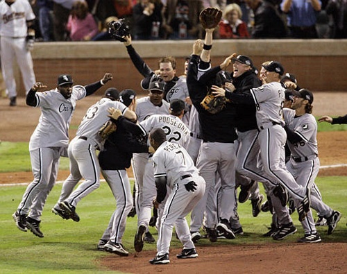 White Sox World Series 2005