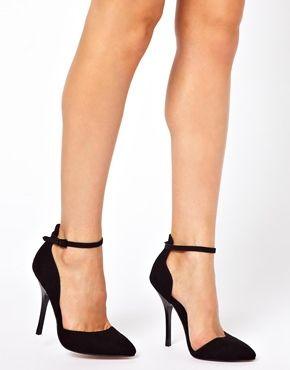ASOS PARADOX Pointed High Heels