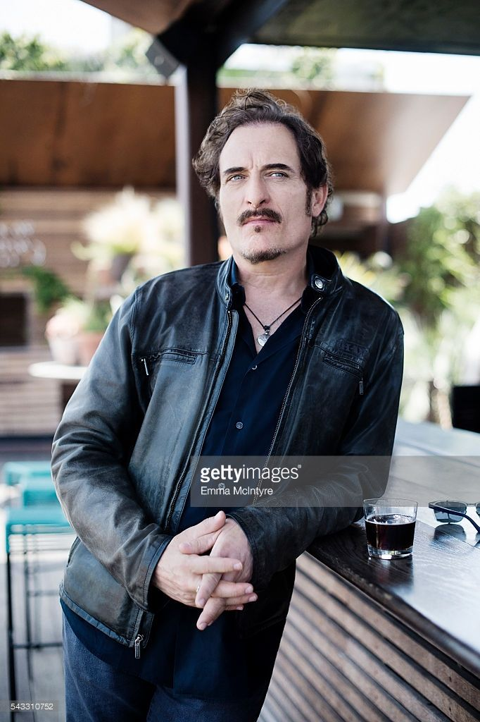 Actor Kim Coates is photographed for The Wrap on June 2, 2016 in Los Angeles, California.